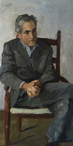Portrait of my father