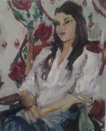 portrait of emily
