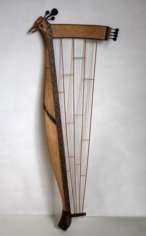 Pheasant Harp
