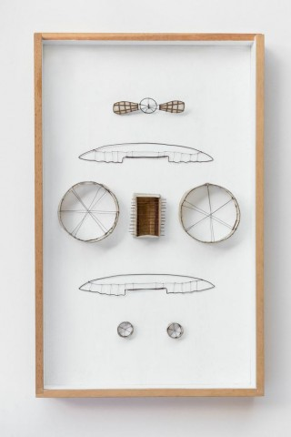 Reliquary for a Flying Machine