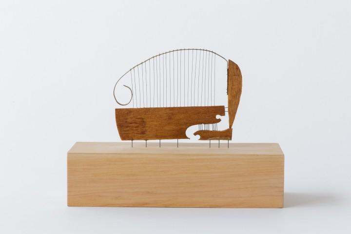 Gaelic Harp