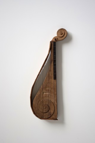 Zither for Robert Smithson